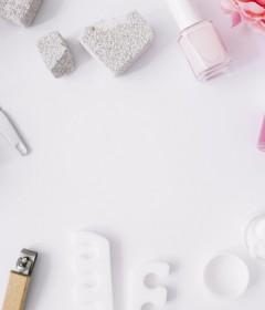 Manikīra un pedikīra produkti